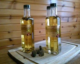 Morel Mushroom Infused Olive Oil Organic,