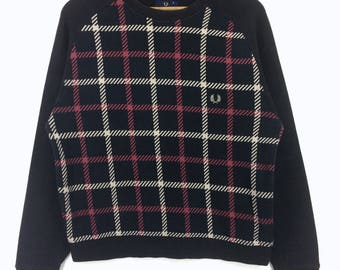 Fred Perry Sweatshirt Fred Perry Jumper Fred Perry Nice Design