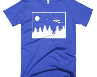 Drone Short-Sleeve T-Shirt