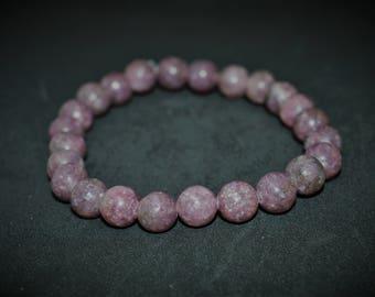 Lepidolite bracelet * RARE *.