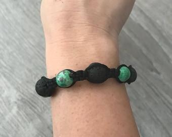 ENERGY- Beautifully handmade shamballa bracelet