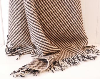 Chicken foot - Dogtooth blanket Plaid