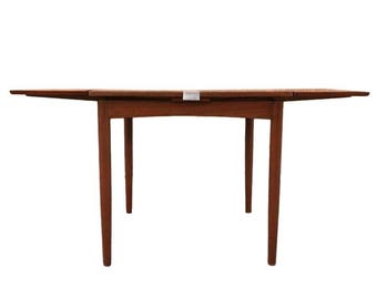 Kurt Ostervig Mid-Century Danish Modern Teak Dining Table