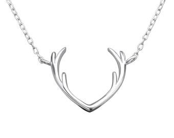 Jewelrybyjohan besides Silver Antler Necklace Elk Deer Necklace also Search in addition Necklaces furthermore Deer skeleton. on deer antler charm