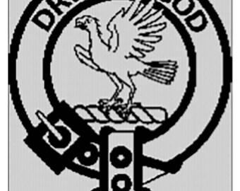 Clan Munro Cushion