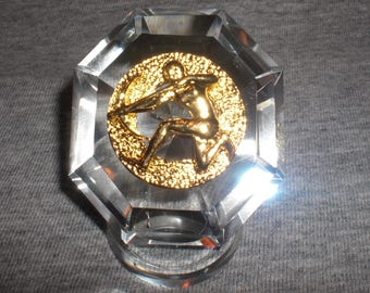 Sagittarius - miniature collectible crystal figurine