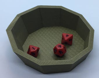 The Game Master Dice Tray