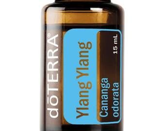 Doterra Ylang Ylang Essential Oil 15mL bottle