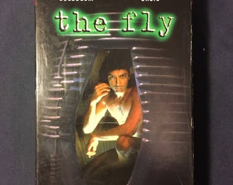 The Fly VHS Movie from 1997 - Horror Sci-Fi