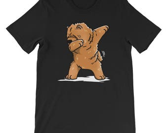 Cute Dabbing Chow Chow T-Shirt Funny Dog Gift