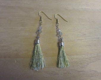 Earrings tassels 7