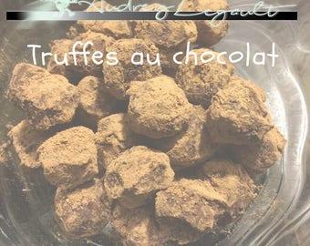 Chocolate truffles recipe decadent health