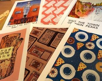Twin Peaks Print Bundle