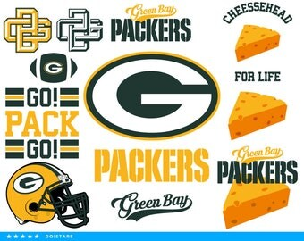 Packers svg – Green Bay svg – Packers clipart – Green Bay clipart – cheesehead svg – raster, vector files – svg, pdf, png, dxf, eps