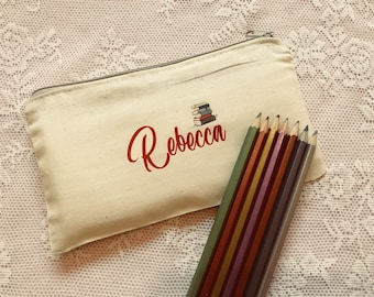 Personalised pencil case G4643