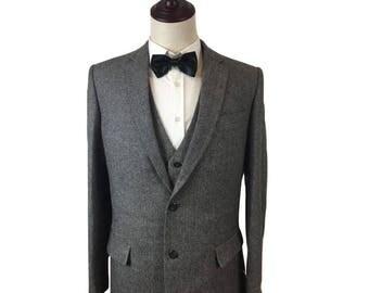 Men's Suit in Grey