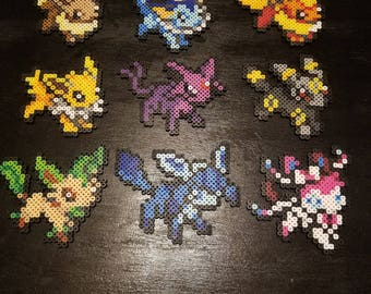 Perler Bead Pokemon and Many Other Characters