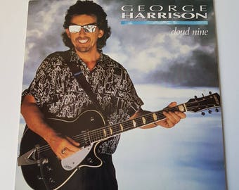 George Harrison - Cloud Nine - 1987 Vinyl Record