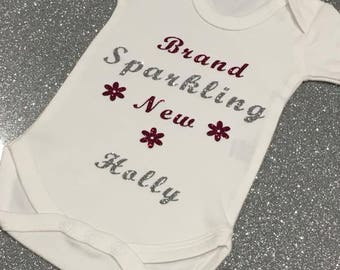 Personalised Brand Sparkling New