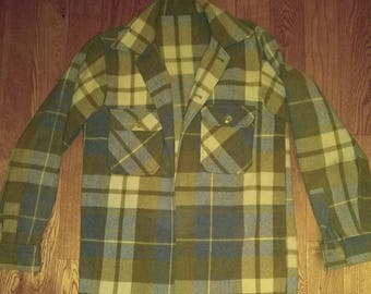 Thick Flannel Jacket