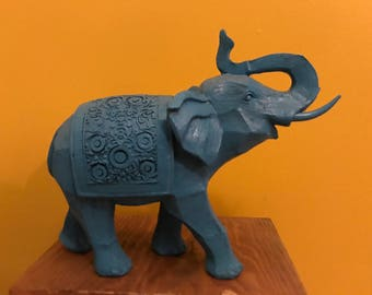 One of a kind Lucky Elephant Statue