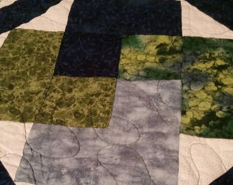 Twin Size Handmade Quilt