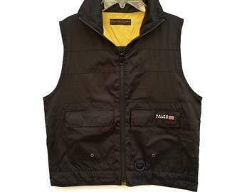 Vintage Ralph Lauren Polo Sport Reversible vest