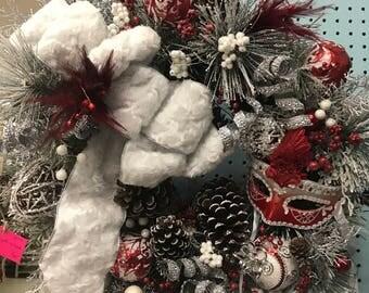 MardiGras Mask Christmas