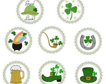 St. Patrick's Day Coasters BD 302