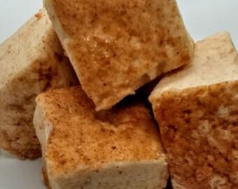 Cinnamon Roll Marshmallows!