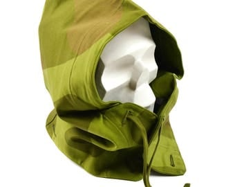 Original Norway army hood. Military field jacket cold weather hood new