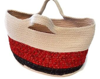 Rope Tote Bag