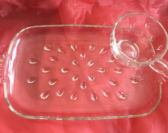 Vintage Luncheon Plates and Cups