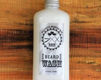 BBM Beard Wash