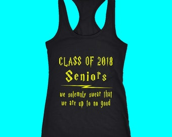 Seniors We Swear - College Graduation Gift Ideas For Her