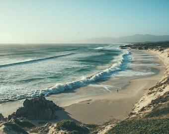 Unforgiving Beauty - Photo, Art, Print, Home Decor, Landscape Photography, Beach, Ocean, Nature, Travel Photo, Wall Art, South Africa, gift