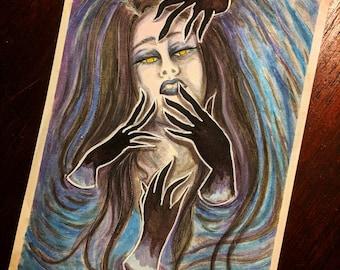 Phobia - Original Painting