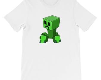Creeper Short-Sleeve Unisex T-Shirt