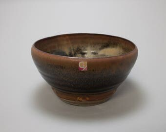 Pottery bowl, cereal bowl, handmade bowl