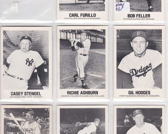1977 Renata Galasso VG baseball cards (38 of 45) many good cards Mint condition