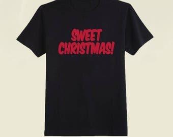 Sweet Christmas Luke Cage Tee