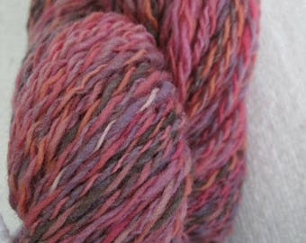 Hand Spun Wool Yarn