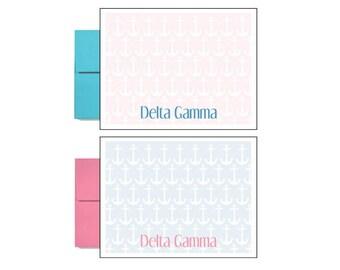 Delta Gamma Postcards - Sorority