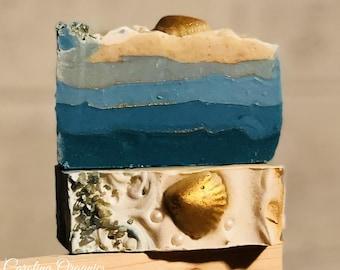 Tresure Island Artisan Cold Process Soap