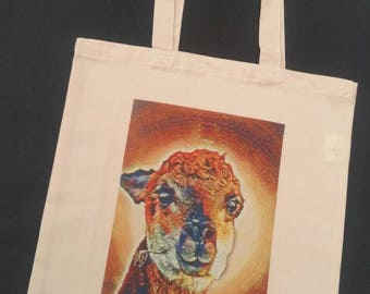 Alpaca tote bag reusable bag Alpaca gift alpaca products Llama bag Llama gift mothers day birthday casual bag