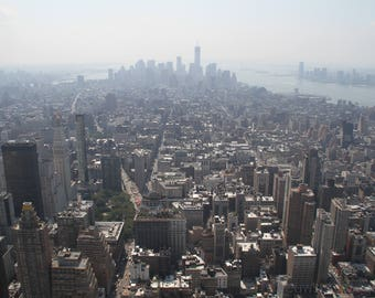 View of Manhatten