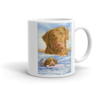A Retrieve for You Chesapeake Bay Retriever 11oz Coffee Mug