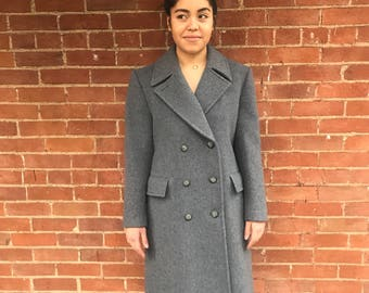 Women's Pendleton Wool Coat