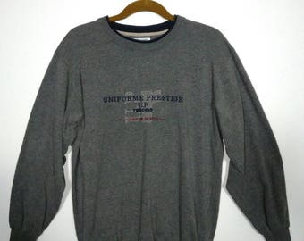 Up Renoma Sweatshirts Pullover Medium