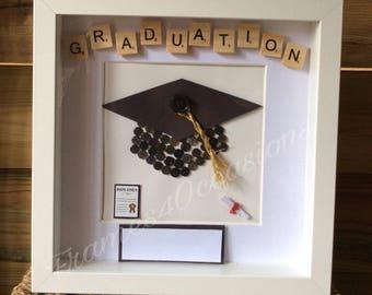Personalised Graduation Frame